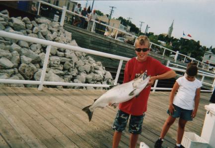 Port washington fishing charters for Port washington fishing